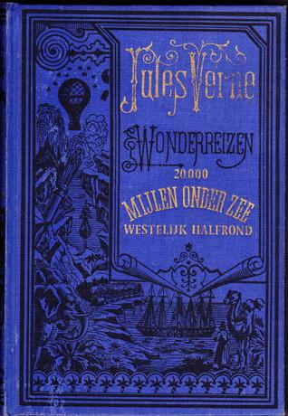 20000 Mijlen Onder Zee Westelijk Halfrond By Jules Verne
