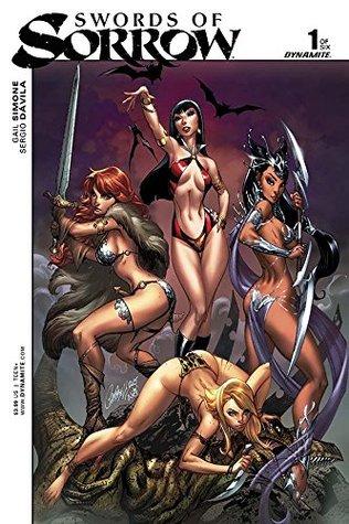 Swords of Sorrow #1 (of 6): Digital Exclusive Edition