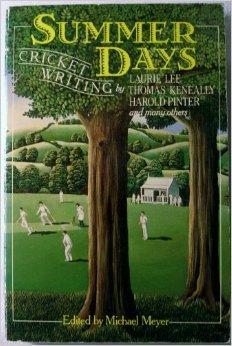 Summer Days: Cricket Writing