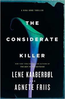 The Considerate Killer (Nina Borg, #4)