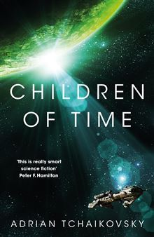 Image result for children of time book