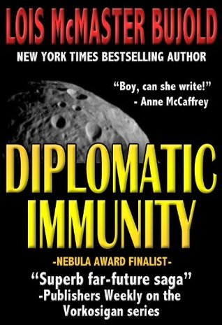 Diplomatic Immunity(Vorkosigan Saga (Publication) 13)