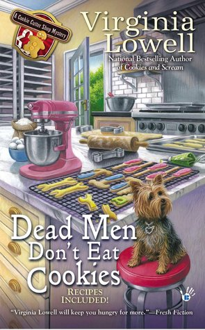 Ebook Dead Men Don't Eat Cookies by Virginia Lowell TXT!