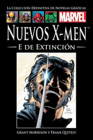 Nuevos X-Men: E de Extinción