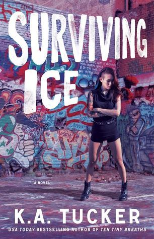 Surviving Ice (Burying Water, #4)