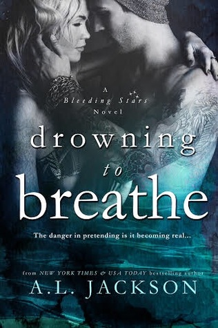 Drowning to Breathe by A.L. Jackson