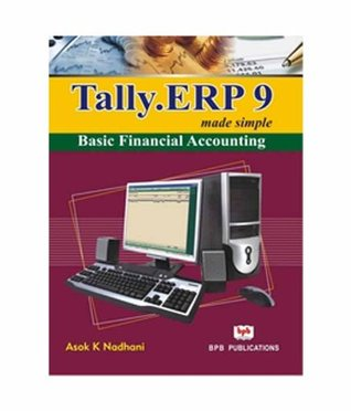 Tally.ERP 9 Made Simple Basic Financial Accounting