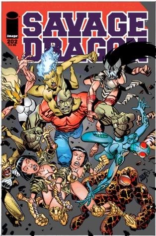 Savage Dragon #202