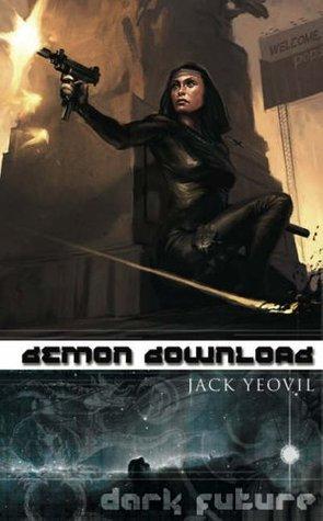Demon Download (Dark Future #1)