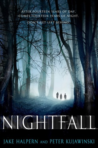 Image result for nightfall by jake halpern
