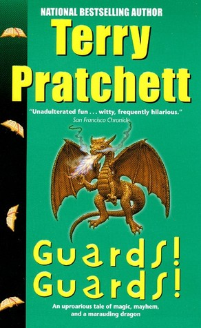 Guards! Guards! (Discworld, #8; City Watch #1)