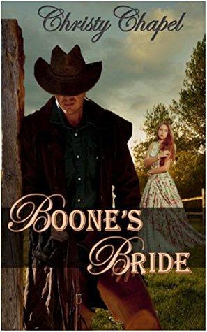 Free Epub Book Boone's Bride