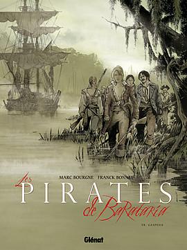 Gaspesie (Les Pirates de Barataria #8)