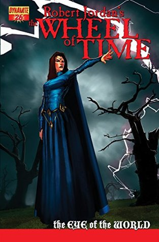 Robert Jordan's Wheel of Time:The Eye of the World #26