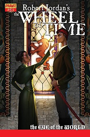 Robert Jordan's Wheel of Time:The Eye of the World #28