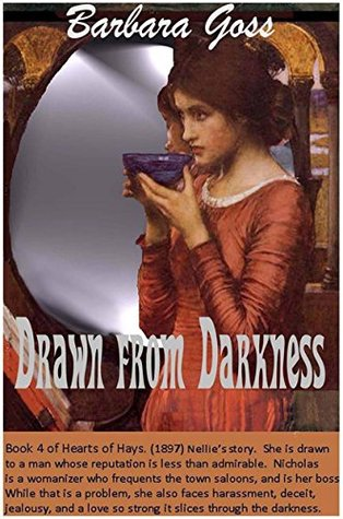 Drawn From Darkness (Hearts of Hays Book 4)