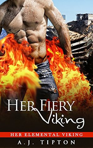 Her Fiery Viking (Her Elemental Viking #1)