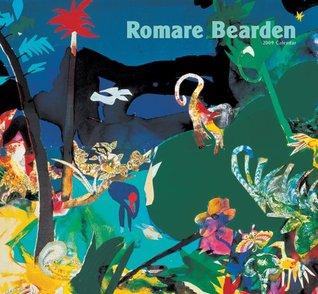 Romare Bearden 2009 Wall Calendar