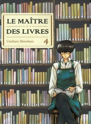 Le Maître des livres, tome #4