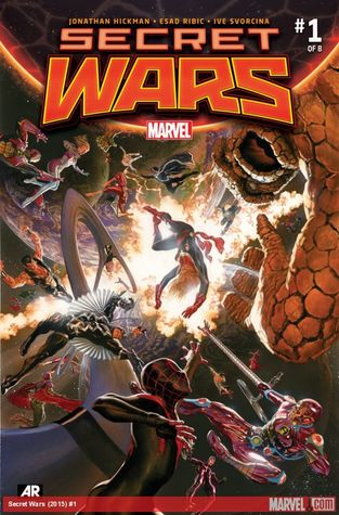 Secret Wars (2015-) #1 (of 9)