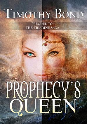 Prophecy's Queen (The Triadine Saga #0.5)