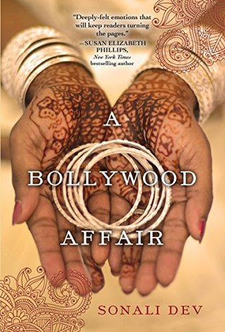 A Bollywood Affair by Sonali Dev (1 star ratings)