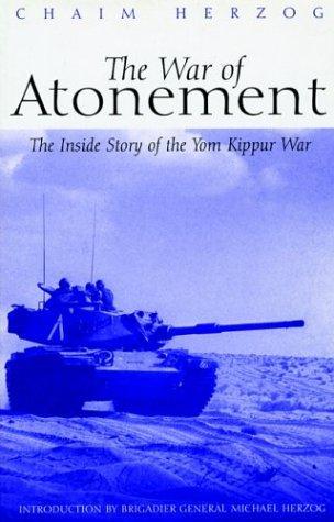 The War of Atonement by Chaim Herzog