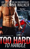 Too Hard to Handle (Black Knights Inc., #8)