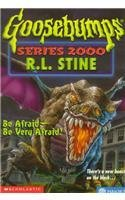 Be Afraid -- Be Very Afraid! by R.L. Stine