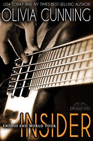 Insider (Exodus End, #1)