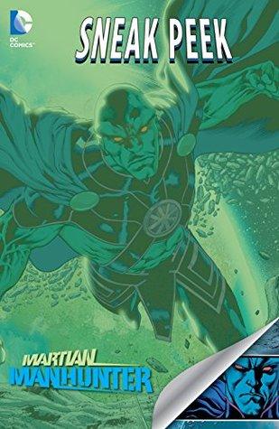 DC Sneak Peek: Martian Manhunter #1