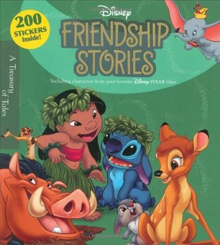 Friendship Stories: A Treasury of Tales