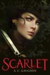 Scarlet by A.C. Gaughen