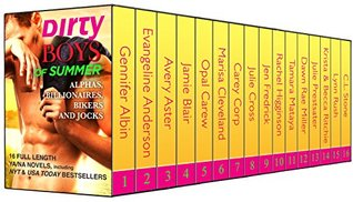 Dirty Boys of Summer: Alphas, Billionaires, Bikers, and Jocks