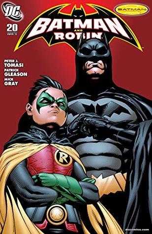 Batman & Robin (2009-) #20