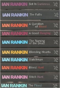 Ian Rankin Collection: 10 Book Set  (Knots & Crosses, Hide & Seek, Tooth & Nail, The Black Book, Mortal Causes, Let It Bleed, Black & Blue, The Hanging Garden, Dead Souls)