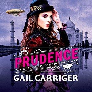 Prudence (The Custard Protocol, #1)