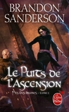 Le Puits de l'ascension by Brandon Sanderson