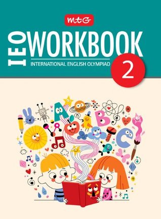 MTG International English Olympiad (IEO) Work Book - Class 2