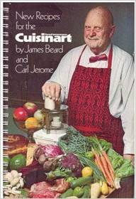 New recipes for the cuisinart food processor by james beard new recipes for the cuisinart food processor forumfinder Image collections