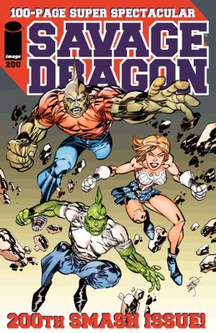 Savage Dragon #200