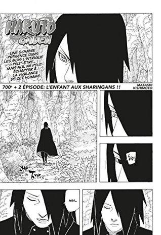 Naruto Gaiden - Chapitre 2: L'enfant aux Sharingans !!