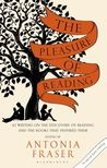 The Pleasure of Reading by Antonia Fraser