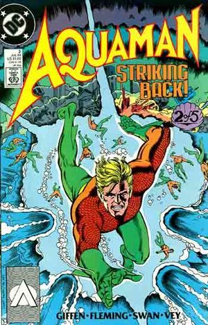 Aquaman #2 Still Waters
