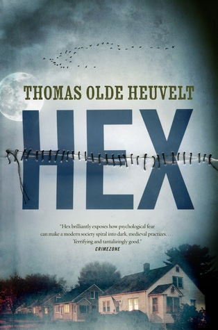 Hex by Thomas Olde Heuvelt thumbnail