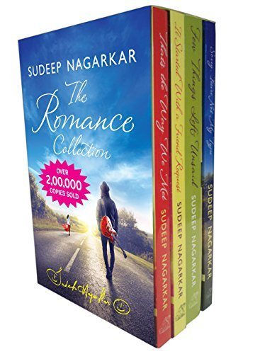 The Romance Collection: Few Things Left Unsaid/That's the Way We Met/It Started with a Friend Request/Sorry, You're Not My Type (Set of 4 Books)
