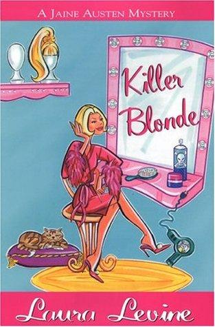 Killer Blonde (A Jaine Austen Mystery #3)