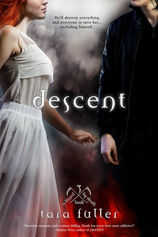 Descent (Kissed by Death, #3)