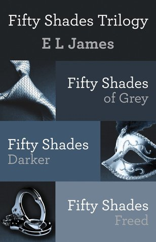 Fifty Shades Trilogy (Fifty Shades, #1-3)