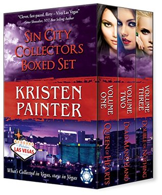 Sin City Collectors Boxed Set by Kristen Painter